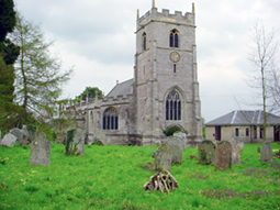 Photograph of Inkberrow Church