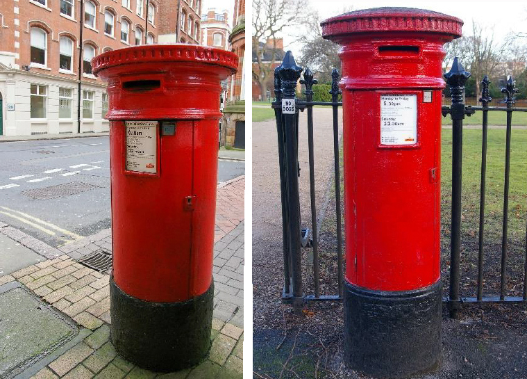 Victorian Post Boxes